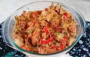 cajun-chicken-spaghetti-squash
